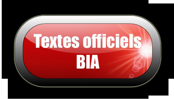 textes BIA